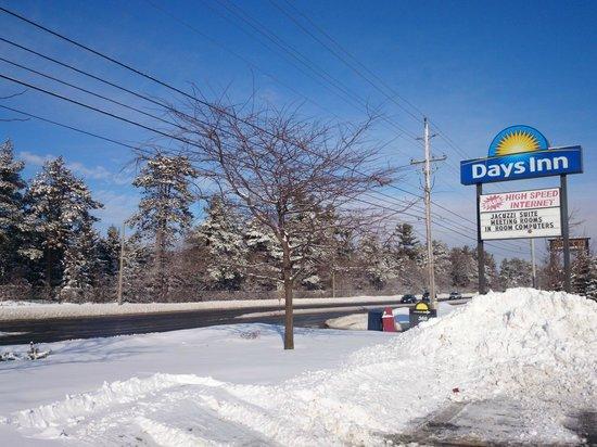Days Inn - Ottawa Airport: Days Inn Hotel, Airport, Ottawa