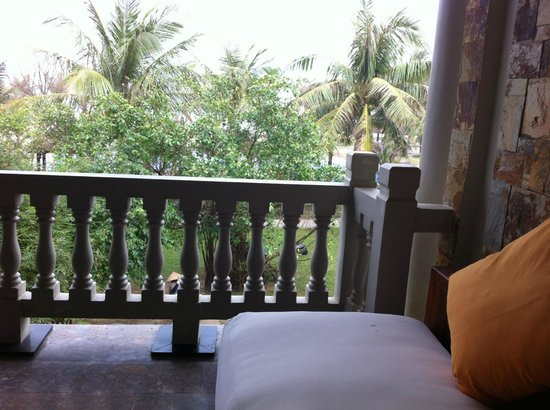 Ana Mandara Hue Beach Resort: Balcony View