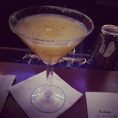 Madeline's: Ginger Pear Sidecar