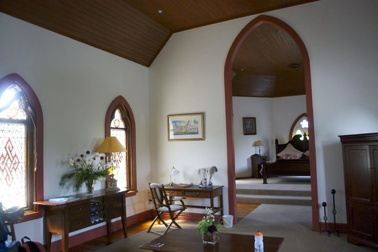 The Marlborough Lodge: Chapel Suite