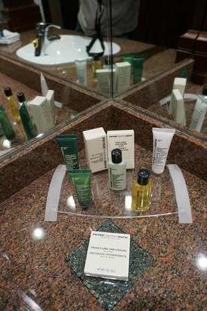 Hilton Strasbourg : Toiletries