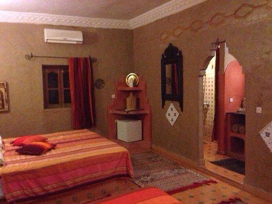 Guest House Merzouga : Habitación
