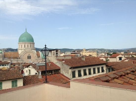 MsnSuite Apartments Palazzo dei Ciompi: terraza ,excepcional