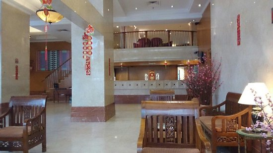 The ZON All Suites Residences : Lobby