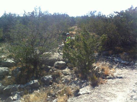 X Bar Ranch: Trails
