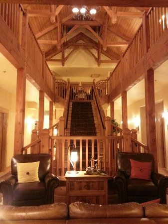 Niwot Inn & Spa : Upstairs rooms