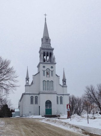 Appalaches Lodge-Spa-Villegiature : Church
