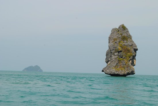 Samui Boat Charter: Out in the park