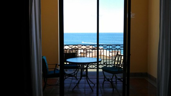 Pueblo Bonito Sunset Beach Golf & Spa Resort : patio/balcony