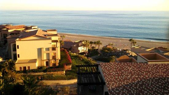 Pueblo Bonito Sunset Beach Golf & Spa Resort: view from patio