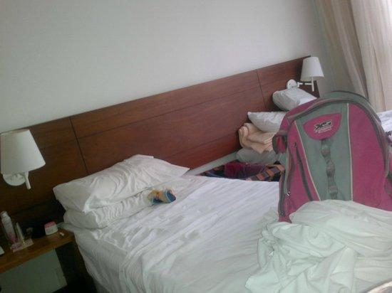 Mar Brasil Hotel: camas