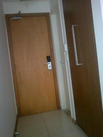 Mar Brasil Hotel: puerta