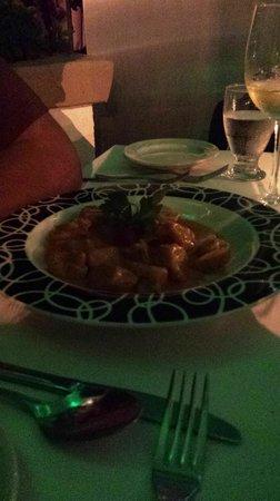 Porto Bello: Prosciutto Tortellini