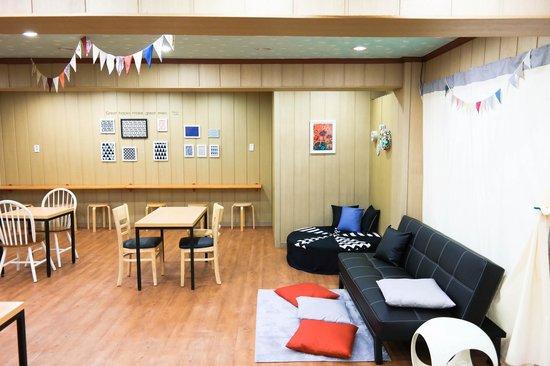 Mori Guesthouse: Lounge