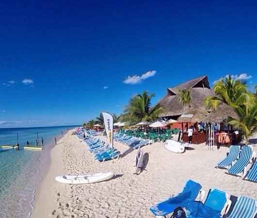 Sanchos Beach Cozumel The Best Beaches In World Picture Of Mr Club