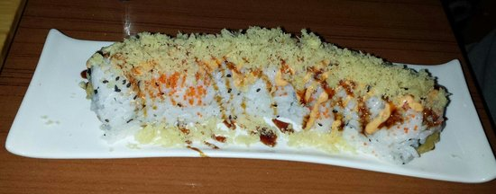 Bouchons Grill and Sushi Bar: Crunchy Shrimp