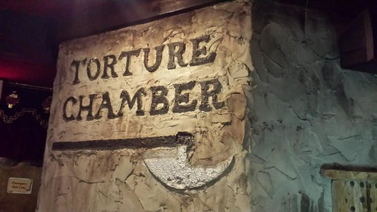 Medieval Times Dinner & Tournament: Torture Chamber
