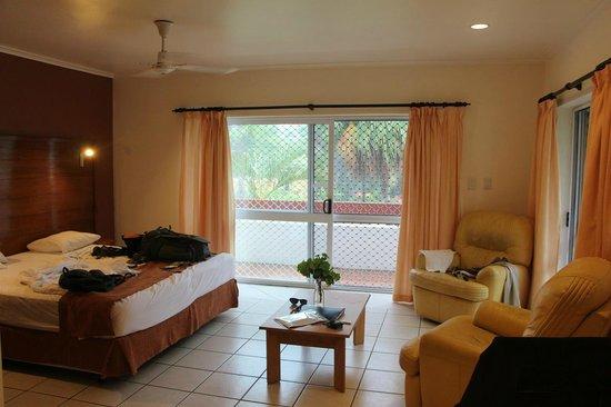 Bedarra Beach Inn : Inside Room 9. A really fantastic room.