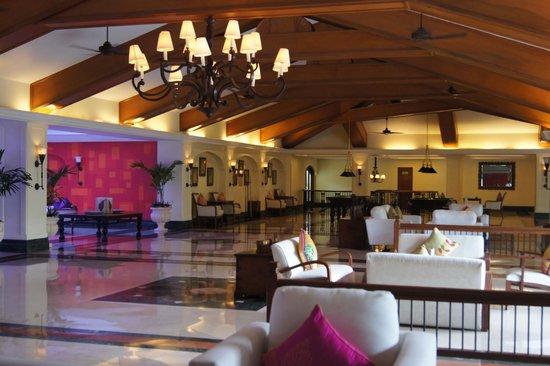 Taj Exotica Resort & Spa Goa: Lobby area