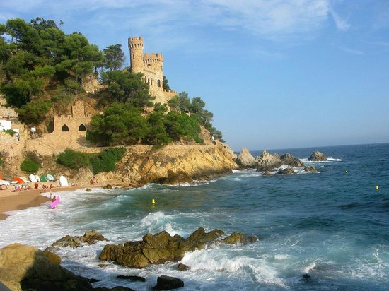LA CAROLINA Lloret de Mar Costa Brava Spain Hotel Reviews