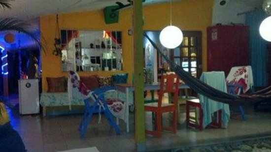 Buddha House Boutique Hostel: Common area
