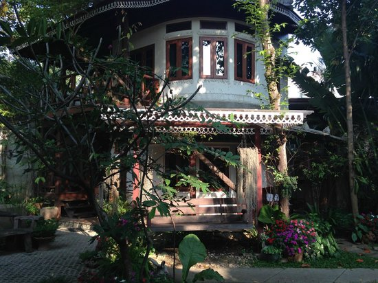 Santitham Guest House : One of the 4 houses