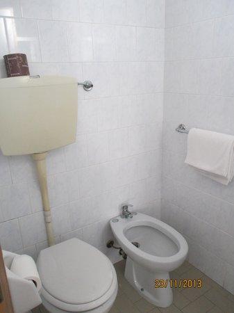 Hotel Ducale: туалет, биде