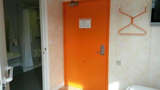 easyHotel London Earls Court: door
