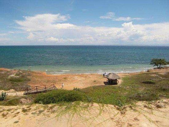 Ramada Isla De Margarita: La playa