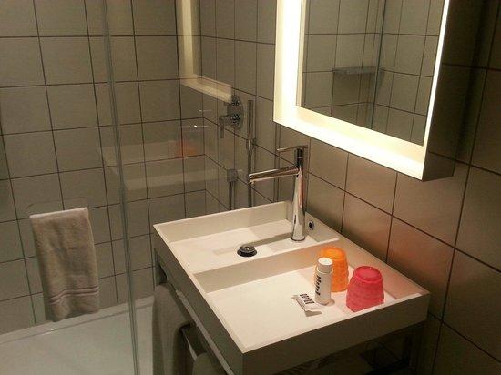 Mama Shelter Lyon: Salle de bain