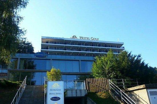 Golf Hotel Bled: Hotel Golf
