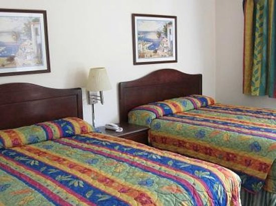 United Inn & Suites : Double Queen Size Bed