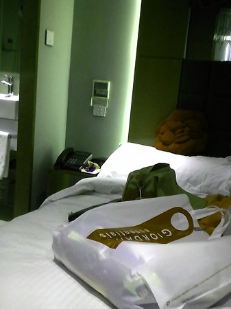 Prince Hotel Seoul: Room