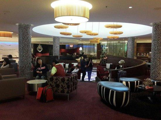 Crowne Plaza Johannesburg - The Rosebank : Lobby