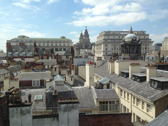 Z Hotel Liverpool: View