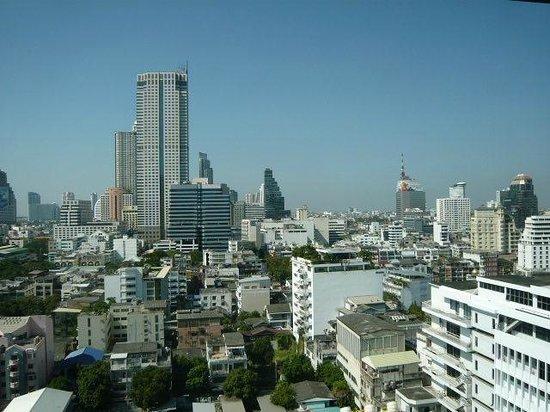 Furama Silom: 窓からの眺め