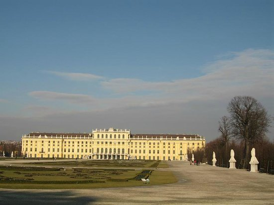 Schloss Schönbrunn: Schonbrunn Palace