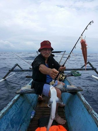 Mimpi Manis Homestay: fishingtrip with made
