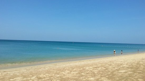 JW Marriott Phuket Resort & Spa: Mai Khao Beach