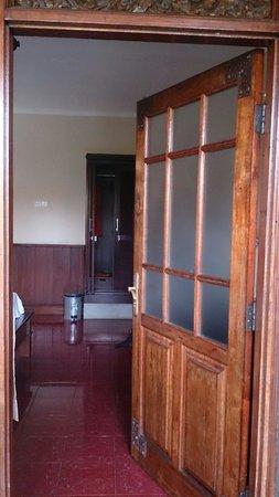 Hotel Puri Rai : Room interior