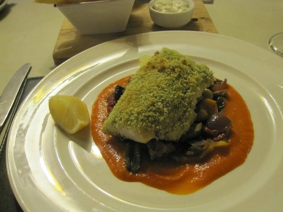 Stackpole Inn: The Finest Welsh Hake