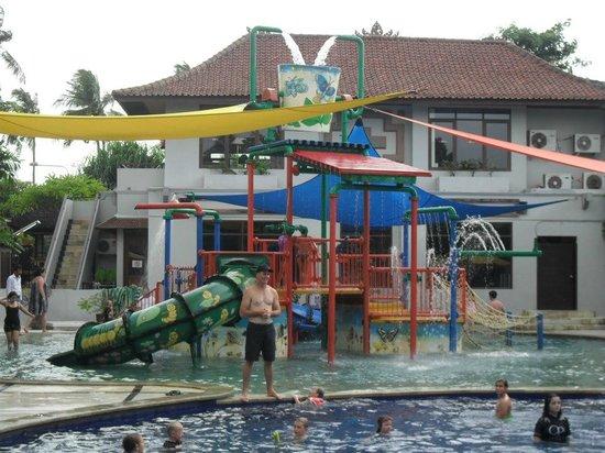 Bali Dynasty Resort : New kids pool area