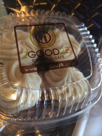 2Good2B Bakery & Cafe: Cinnamon swirly buns