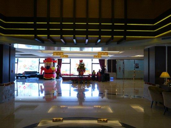 Sun Moon Lake Hotel : Lobby