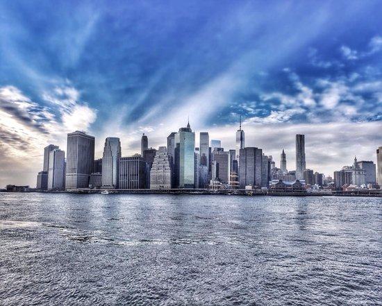 new york skyline view - photo #23