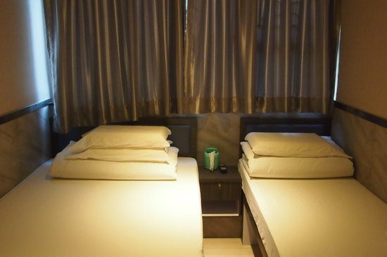 LEO Inn Hong Kong: 三人房  Triple Room