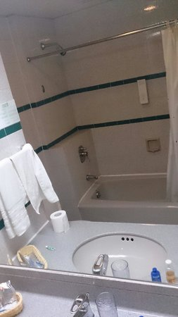 Silvermine Beach Resort : Bathroom