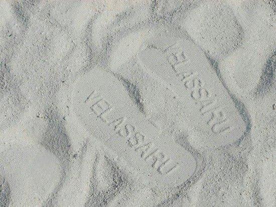 Velassaru Maldives: Slippers