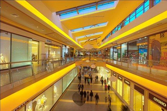 Mall Galleria Burgas interior