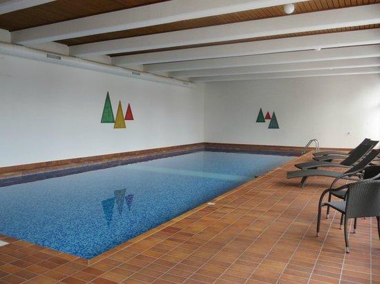 Schwimmbad Hof Arosa